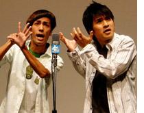 沖縄お笑い・FEC すぱるたいんづ