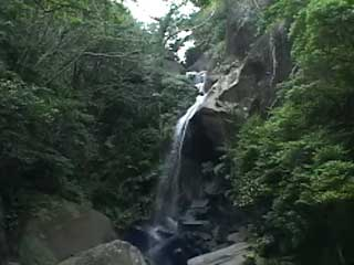 轟の滝(とどろきのたき)