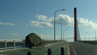 海中道路あやはし(橋)