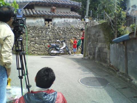 撮影風景1