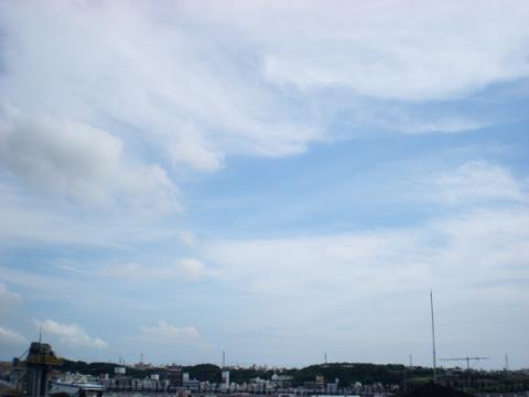 沖縄の空1