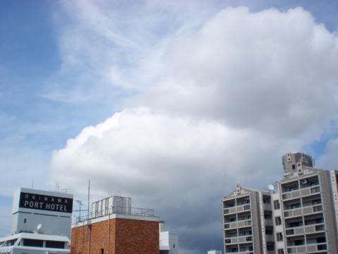 沖縄の空5